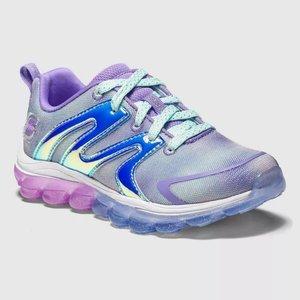 Skechers女童运动鞋,鞋底可亮灯