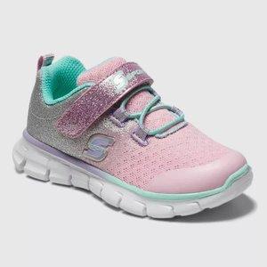 Skechers女小童运动鞋